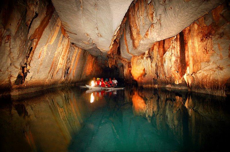 Underground River Boating (1/2)