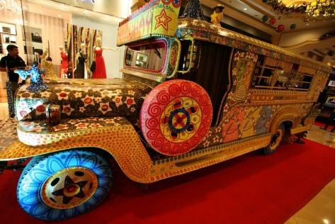 The Philippine Jeepney