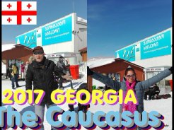 Gudauri Winter Resort