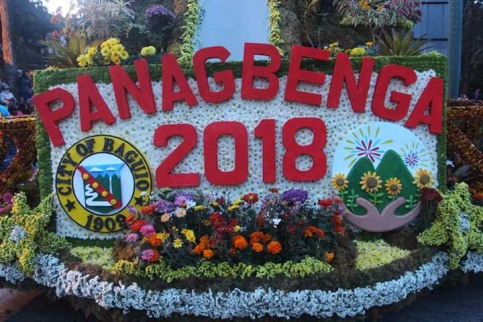 """Internationally known as the """"festival of flowers."""" Panagbenga is celebrated with with much fun and euphoria."""