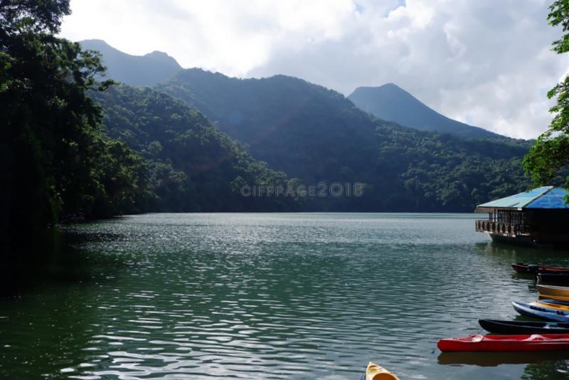 Bulusan Lake & Volcano